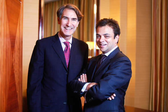 Piers Talalla and David C. Mongeau AVINGTON FINANCIAL London United Kingdom