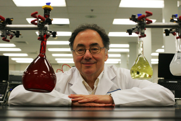DR Barry Sherman CEO Apotex