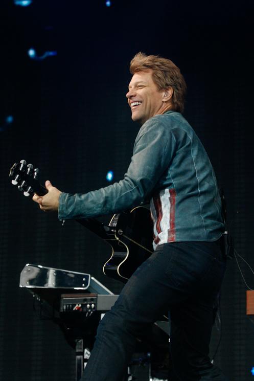 Bon Jovi at Isle of wight