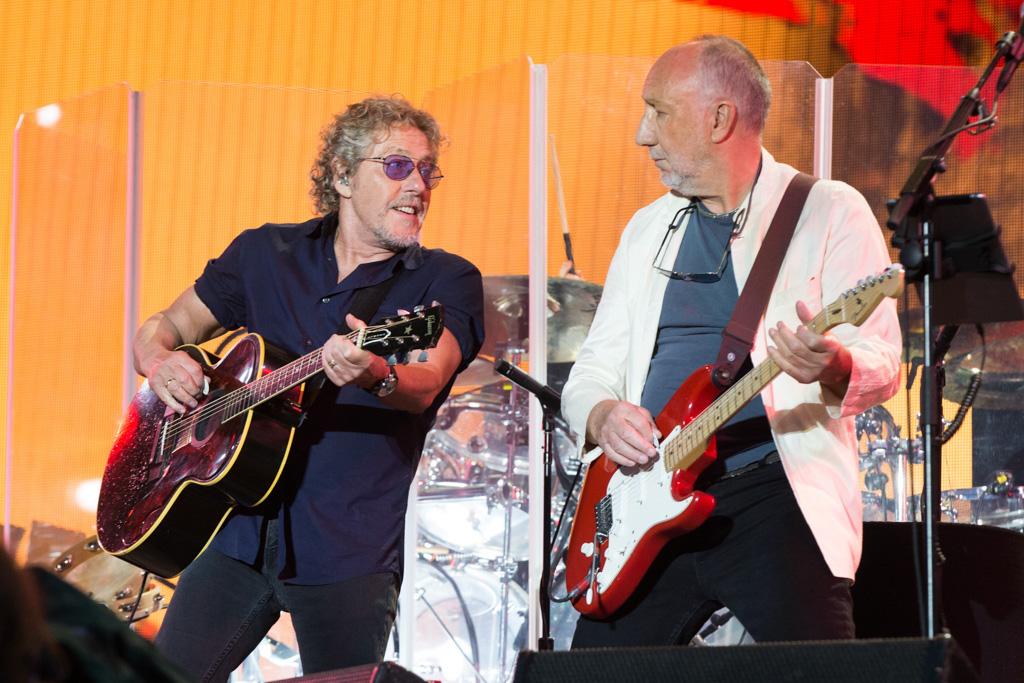 The Who at Glastonbury