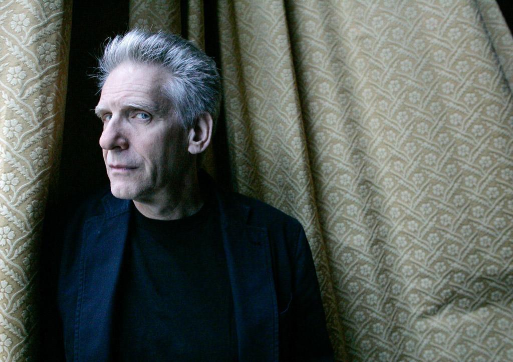 Canadian Film Maker David Cronenberg