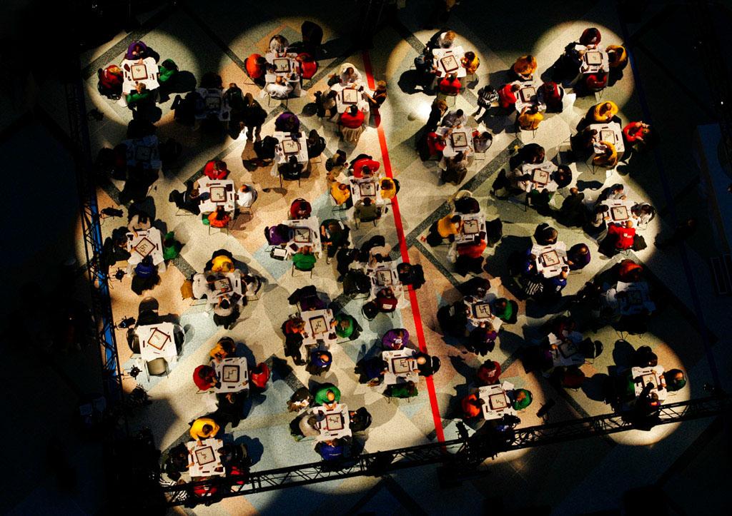 Scrabble tournament Toronto
